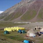 Хели-ски в Киргизии. Хелискиинг, бэккантри, фрирайд